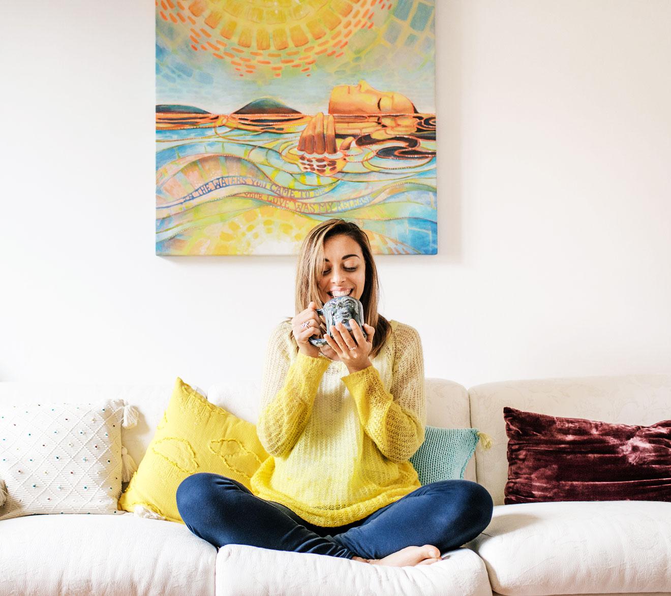 Chiara De Servi trainer di Focusing e Mindfulness